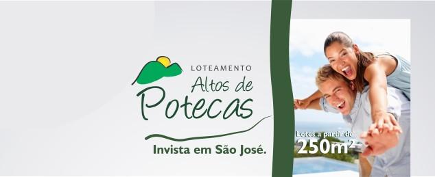 COMUNICADO - Conclusão das Obras do Loteamento Altos de Potecas