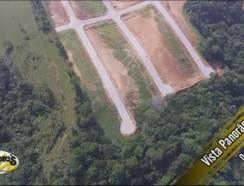 Andamento das Obras - Altos de Potecas - 21/04/2016 - Vista Aérea