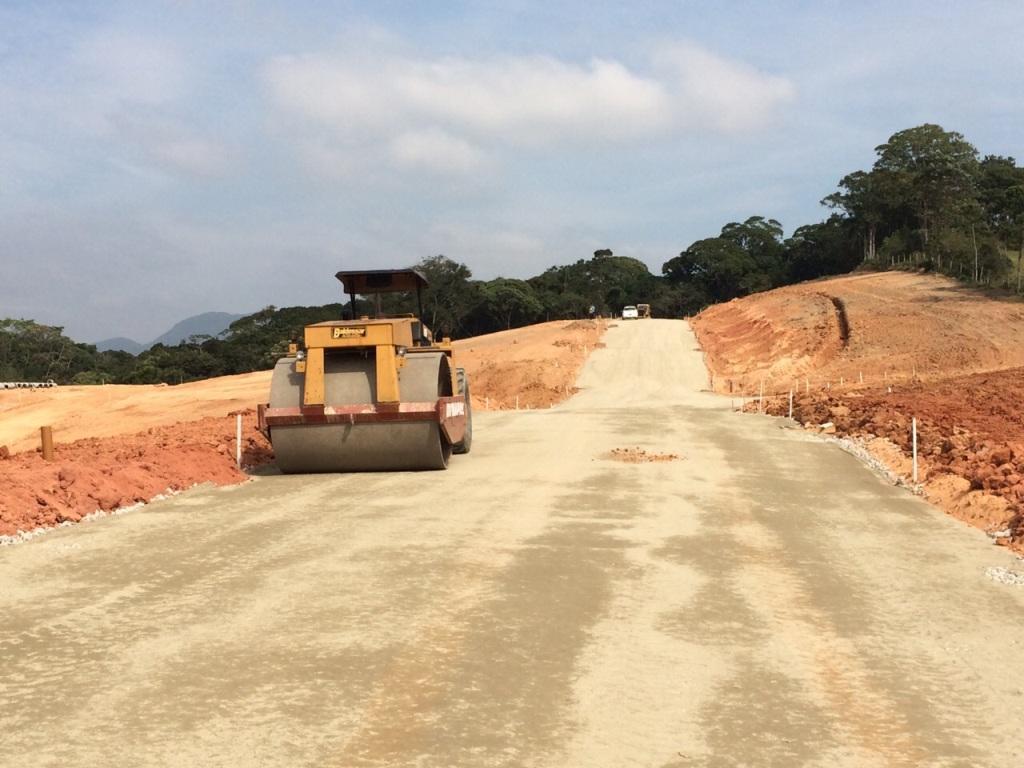 Obras de Drenagem e Sub-Base – 06.08.2015